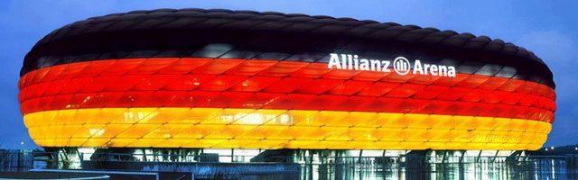 alianz-arena-vlajka